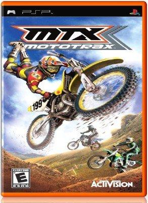 MTX: Mototrax (2007) (ENG) (PSP)