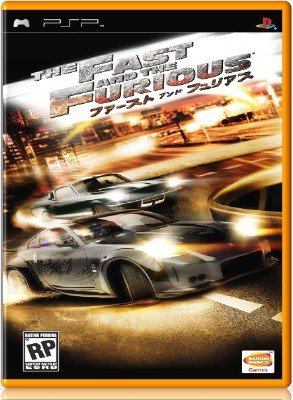 The Fast and the Furious Tokyo Drift (2007) (ENG) (PSP)