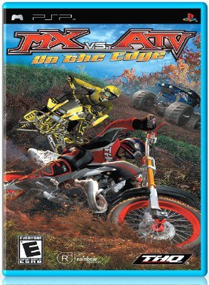 MX vs. ATV On the Edge (2006) (ENG) (PSP)
