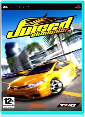 Juiced Eliminator (2006) (ENG) (PSP)