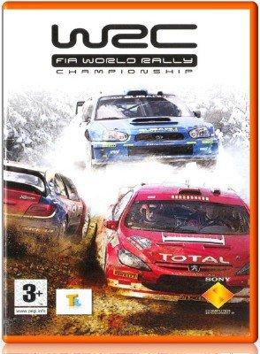 WRC FIA World Rally Championship (2010) (ENG) (PSP)
