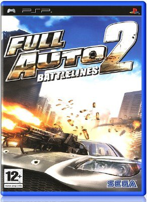 Full Auto 2 Battlelines (2007) (ENG) (PSP)