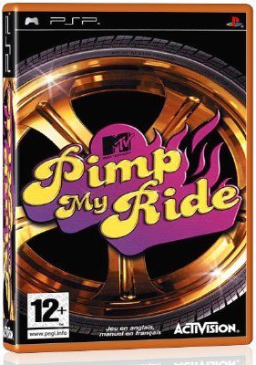 Pimp My Ride (2007) (ENG) (PSP)