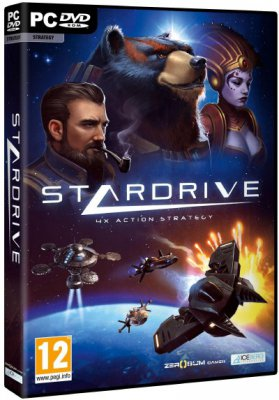StarDrive (2013/PC/Rus|Eng)