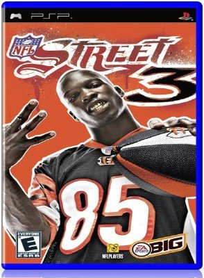 NFL Street 3 (2007) (ENG) (PSP)