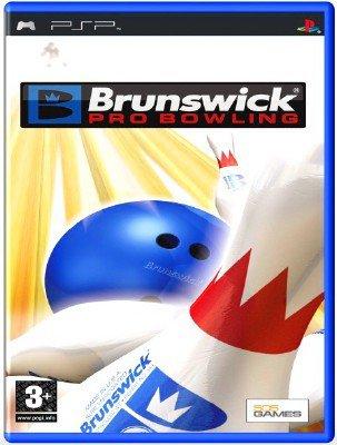 Brunswick Pro Bowling (2007 ) (ENG) (PSP)
