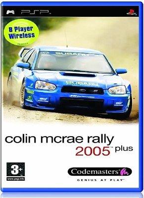 Colin McRae Rally (2005) (ENG) (PSP)