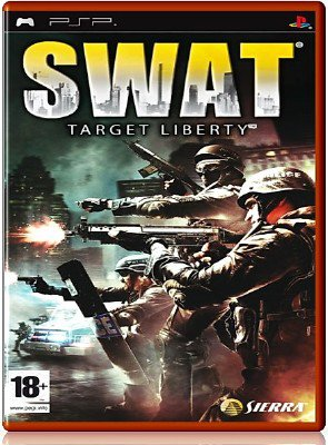 SWAT Target Liberty (2007) (RUS) (PSP)