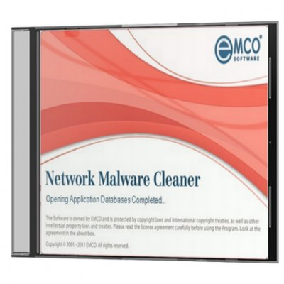 EMCO Network Malware Cleaner 4.8.50.125 DC 11.08.2013