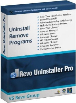 Revo Uninstaller Pro 3.0.7 RePacK & Portable