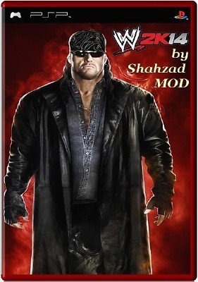 WWE 2K14 by Shahzad MOD (2013) (ENG) (PSP)