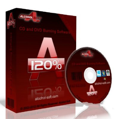 Alcohol 120% 2.0.2.5830 Final Portable RUS x86 x64