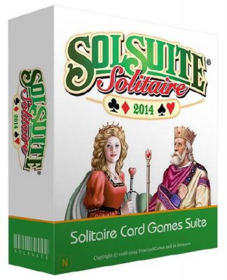 SolSuite Solitaire 2014 14.02 Final (+ RUS) & graphics pack 14.1