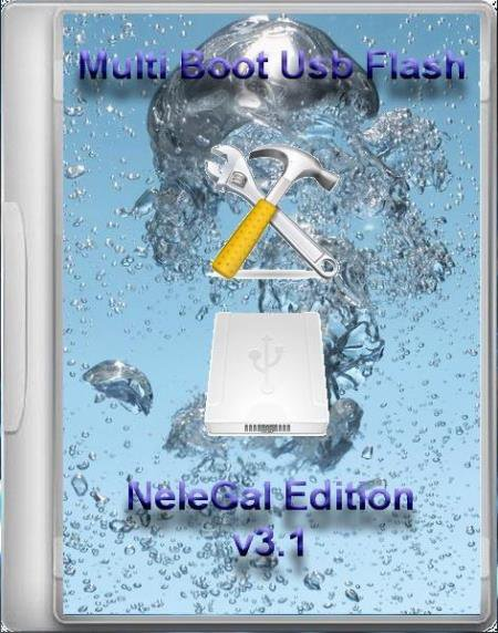 Multiboot USB Сonstructor NeleGal Edition UEFI v3.1 (RUS/2014)