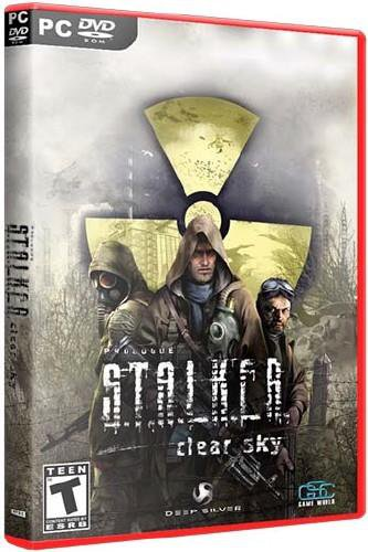 Stalker: Clear Sky / Stalker: Чистое Небо v1.5.10 (2008/Rus/PC) RePack by White Smoke