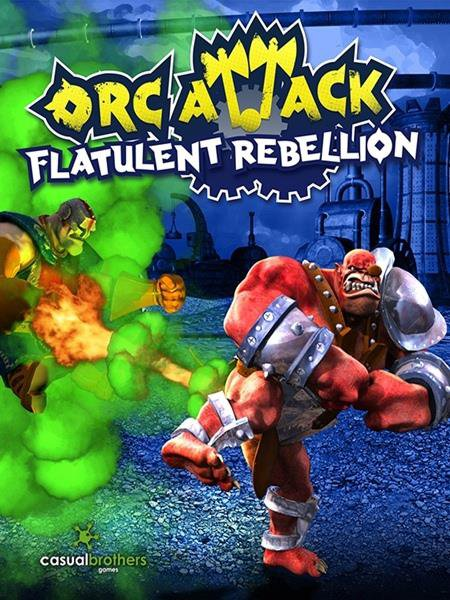 Orc Attack: Flatulent Rebellion (2014/ENG/MULTI5)