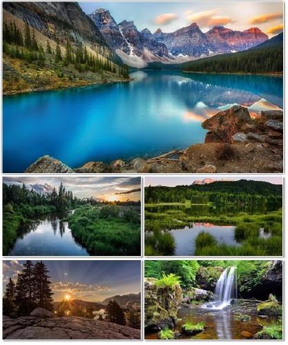 Красивые природные ландшафты с разных мест планеты. Часть 16