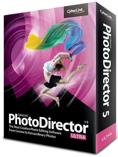 CyberLink PhotoDirector Ultra 5.0.5315 Final Rus 5315