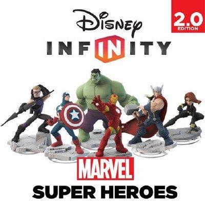 Disney Infinity 2.0: Marvel Super Heroes (2014/RUS)