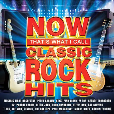 NOW That's What I Call Classic Rock Hits (2015)