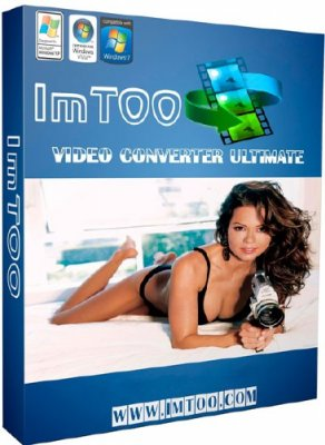 ImTOO DVD Ripper Ultimate 7.8.6 Build 20150130 (Rus) + Portable