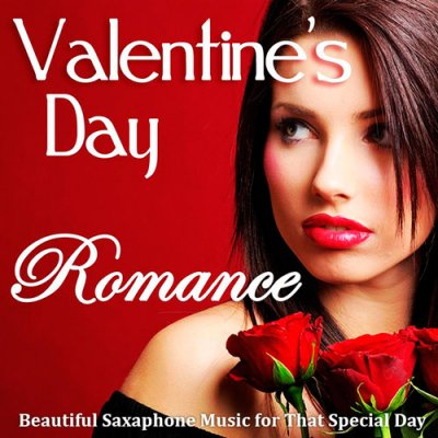The Romantic Saxophone Band - Valentine's Day Romance (2015)