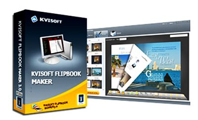 Kvisoft FlipBook Maker Pro 4.3.3.0 portable by antan