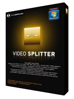 SolveigMM Video Splitter 5.0.1504.10 Business Edition