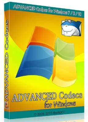 ADVANCED Codecs for Windows 7 / 8 / 10 5.18