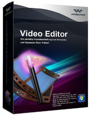 Wondershare Video Editor 5.1.2.14