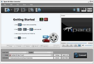 Tipard HD Video Converter 7.1.56 portable by antan
