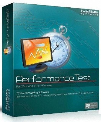 Passmark PerformanceTest 8.0 Build 1050 Final