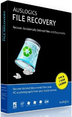 Auslogics File Recovery 6.0.1.0 + Rus