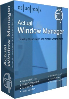 Actual Window Manager 8.6.1 Final