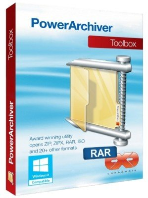 PowerArchiver 2016 Toolbox 16.00.67 + Portable
