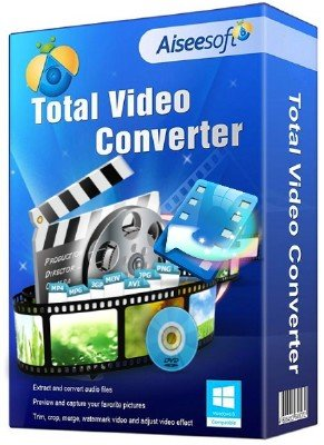 Aiseesoft Total Video Converter 9.0.12 + Rus
