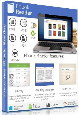 Icecream Ebook Reader Pro 2.72