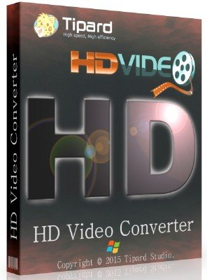 Tipard HD Video Converter 7.3.8 + Rus