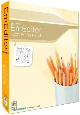 Emurasoft EmEditor Professional 16.1.2 Final + Portable