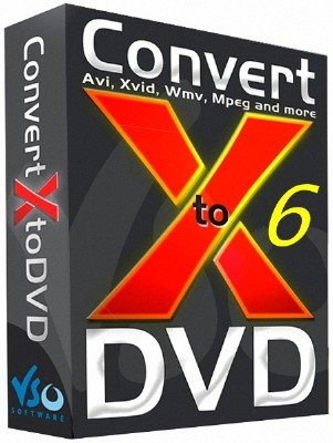 VSO ConvertXtoDVD 6.0.0.71 Final Rus Portable by SamDel