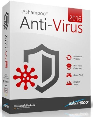 Ashampoo Anti-Virus 2016 1.3.0 DC 09.11.2016
