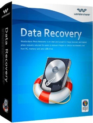Wondershare Data Recovery 5.0.7.8 + Rus