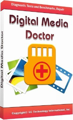 LC Technology Digital Media Doctor 2017 Pro 3.1.5.1