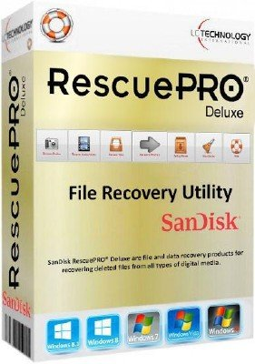 LC Technology RescuePRO Deluxe 6.0.0.1