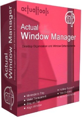 Actual Window Manager 8.10.1