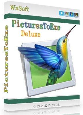 PicturesToExe Deluxe 9.0