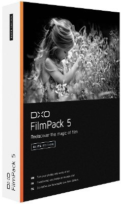 DxO FilmPack Elite 5.5.11 Build 550 (x64)
