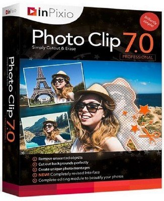 Avanquest InPixio Photo Clip Professional 7.5.0 DC 20.03.2017