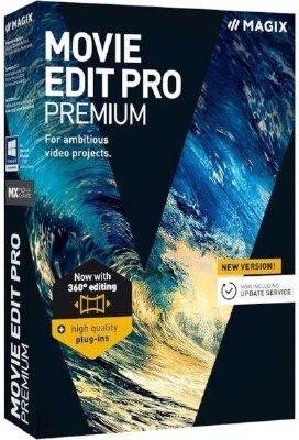 MAGIX Movie Edit Pro Premium 2017 16.0.3.66 + Rus