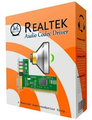 Realtek High Definition Audio Drivers 6.0.1.8169 WHQL